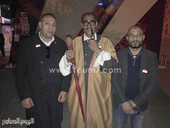 محسن المنسى، الهيئة المصرية العامة للكتاب، معرض القاهرة الدولى للكتاب، هيثم الحاج على (3)
