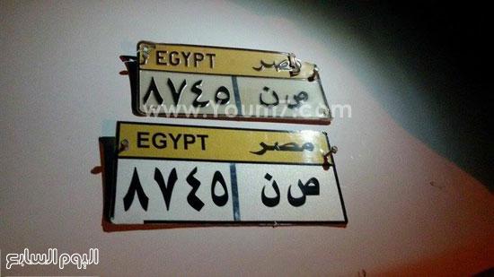 حملة مرورية بأبورديس بجنوب سيناء (2)