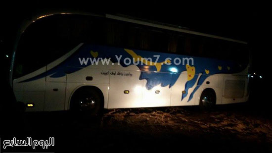 حملة مرورية بأبورديس بجنوب سيناء (3)