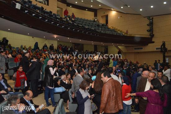 حفل مهرجان السينما الأوروبية (1)
