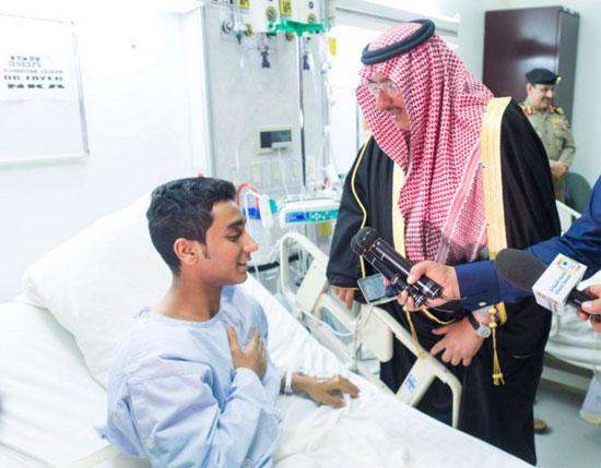 محمد بن نايف بن عبدالعزيز ولى العهد (1)