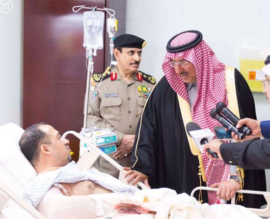 محمد بن نايف بن عبدالعزيز ولى العهد (4)