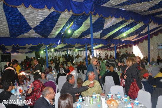 مهرجان لدعم مستشفى شفاء الأورمان (4)