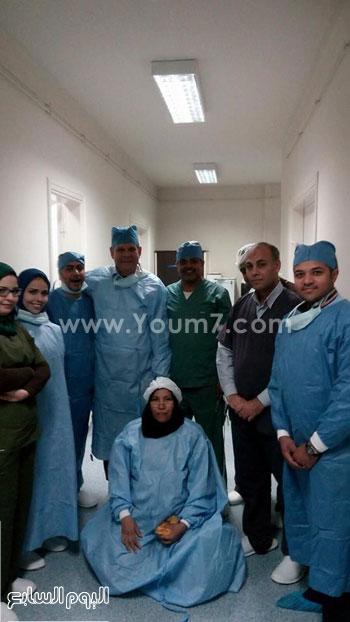 الاقصر،نقابة اطباء الاقصر،مركز رؤية للعيون،علاج المرضي بالمجان (1)