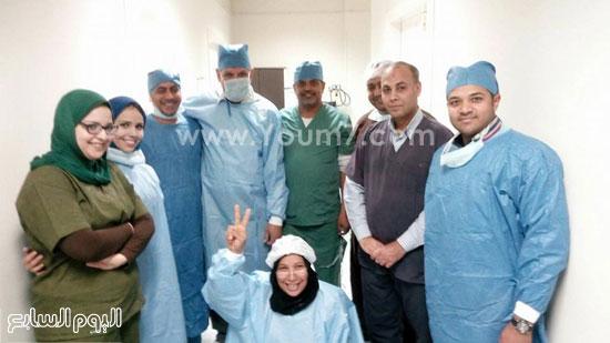 الاقصر،نقابة اطباء الاقصر،مركز رؤية للعيون،علاج المرضي بالمجان (2)