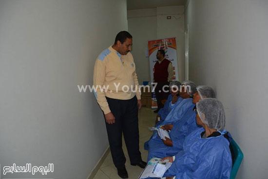 الاقصر،نقابة اطباء الاقصر،مركز رؤية للعيون،علاج المرضي بالمجان (5)