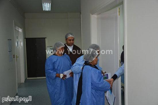 الاقصر،نقابة اطباء الاقصر،مركز رؤية للعيون،علاج المرضي بالمجان (10)