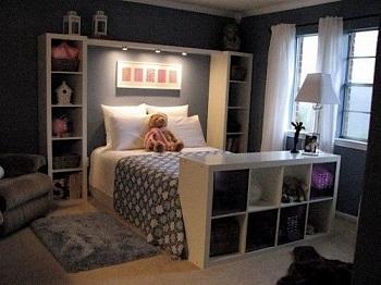 a353f0944 أفكار لغرف نوم ..7 نصائح سحرية لتحويل غرفتك الصغيرة
