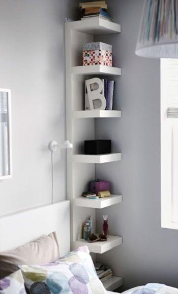 أفكار لغرف نوم ..7 نصائح سحرية لتحويل غرفتك الصغيرة