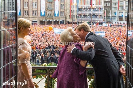 مالكة هولندا، عيد ميلاد الملكة، بياتريكس، الملك ويليام الكساندر، ملوك أوروبا (8)