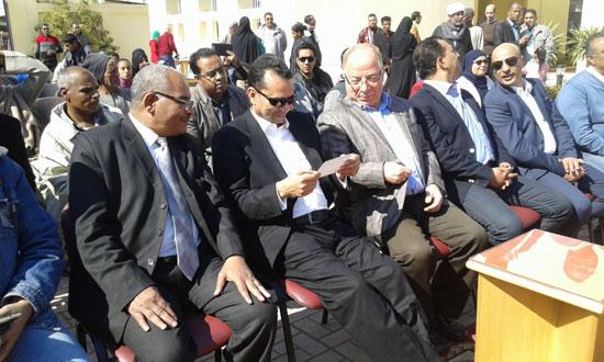 الكاتب الصحفى حلمى النمنم وزير الثقافة (1)