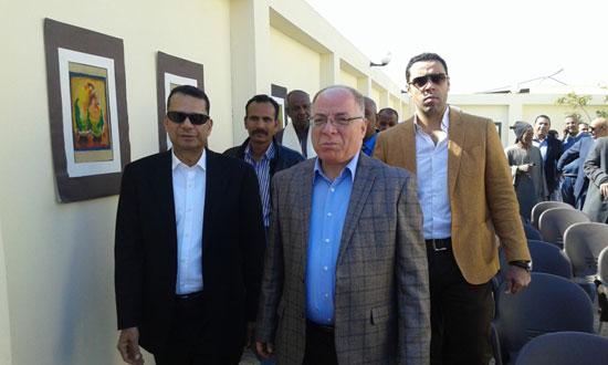 الكاتب الصحفى حلمى النمنم وزير الثقافة (2)