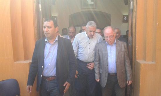 الكاتب الصحفى حلمى النمنم وزير الثقافة (5)