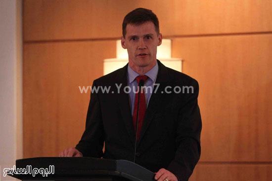 الجمعية المصريه البريطانيه لرجال الاعمال تستضيف وزير السياحه (2)
