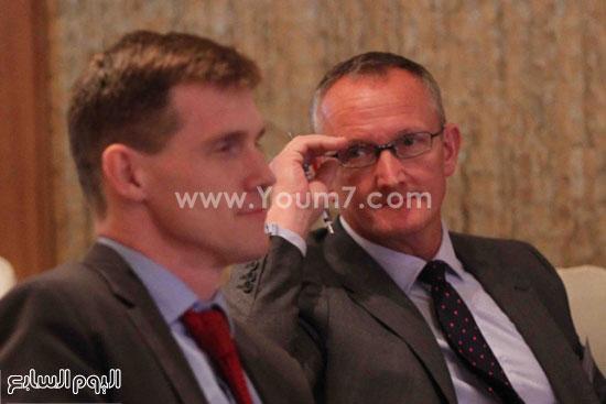 الجمعية المصريه البريطانيه لرجال الاعمال تستضيف وزير السياحه (6)