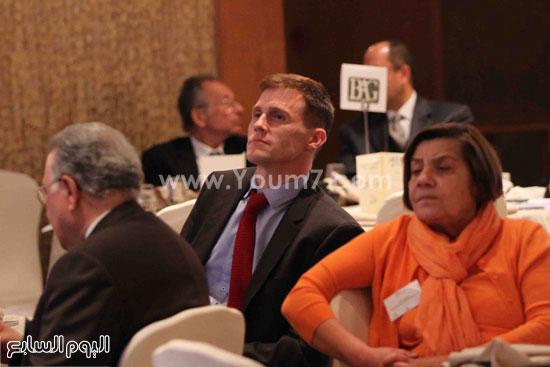الجمعية المصريه البريطانيه لرجال الاعمال تستضيف وزير السياحه (8)