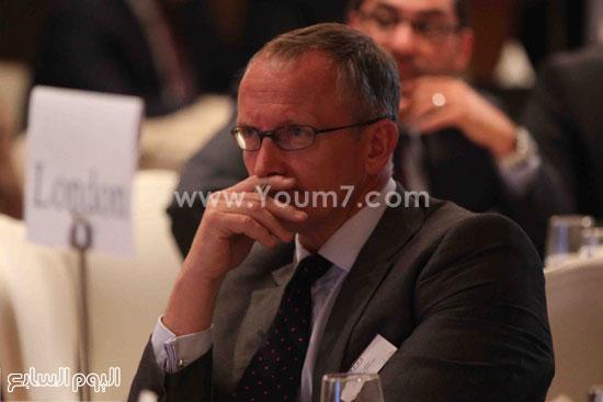 الجمعية المصريه البريطانيه لرجال الاعمال تستضيف وزير السياحه (9)