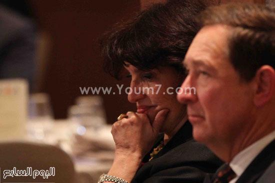 الجمعية المصريه البريطانيه لرجال الاعمال تستضيف وزير السياحه (10)