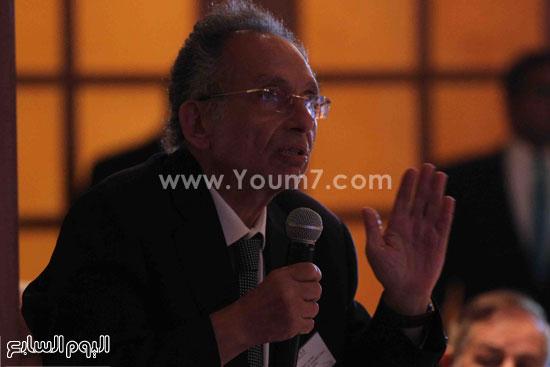 الجمعية المصريه البريطانيه لرجال الاعمال تستضيف وزير السياحه (17)