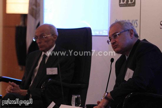 الجمعية المصريه البريطانيه لرجال الاعمال تستضيف وزير السياحه (18)