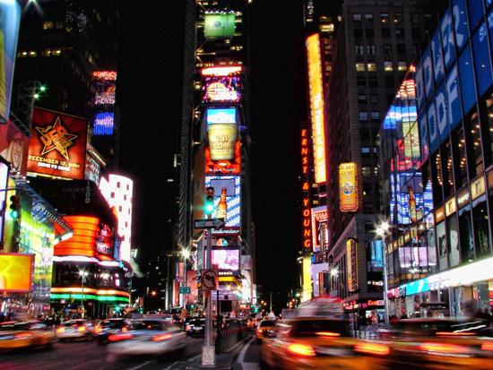 ميدان Times Square  -اليوم السابع -12 -2015