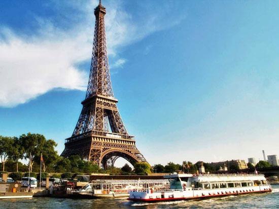 برج إيفل بباريس  -اليوم السابع -12 -2015