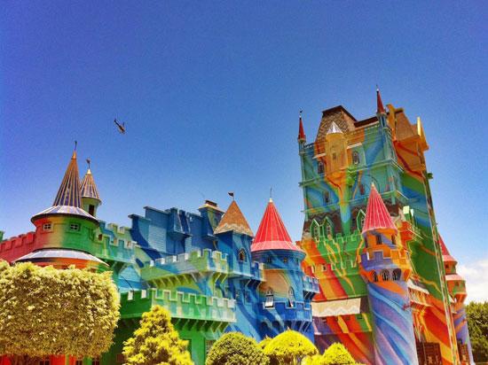 بيتو كاريرو أكبر مدينة ملاهى فى أمريكا اللاتينية  -اليوم السابع -12 -2015