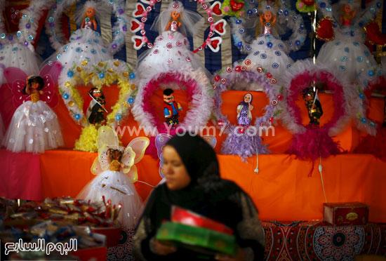 احتفالات مولد النبى فى مصر -اليوم السابع -12 -2015