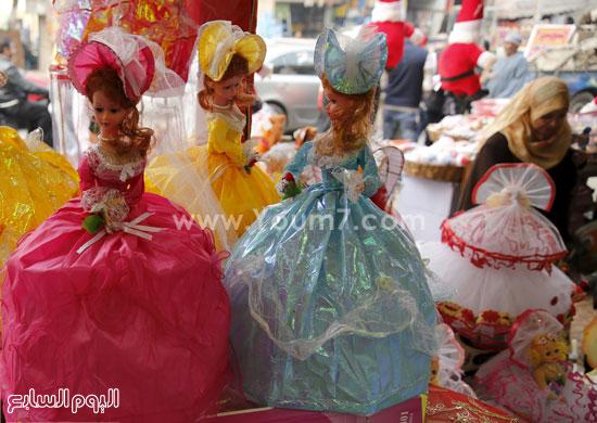 عروس المولد من العادات الفلكلورية فى مصر -اليوم السابع -12 -2015