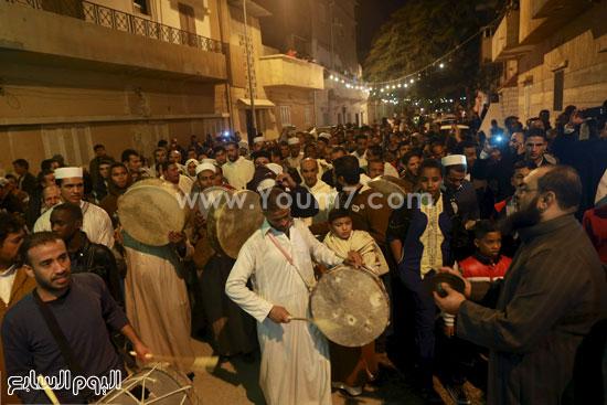 فى ليبيا الرقص والطبول -اليوم السابع -12 -2015