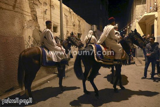الحصان يتمايل على نغمات الذكر -اليوم السابع -12 -2015