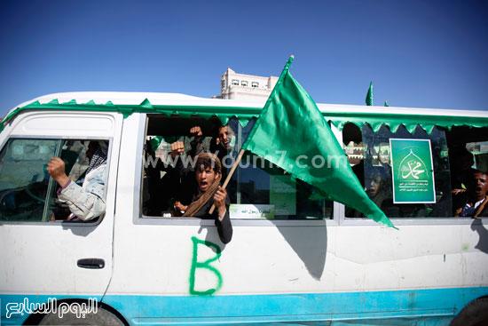 فى اليمن طباعة اسم الرسول على المواصلات -اليوم السابع -12 -2015