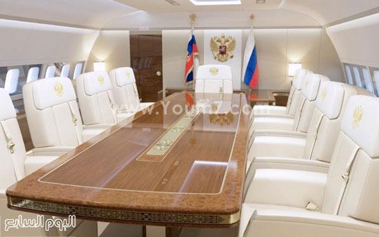طائرة بوتين  -اليوم السابع -12 -2015