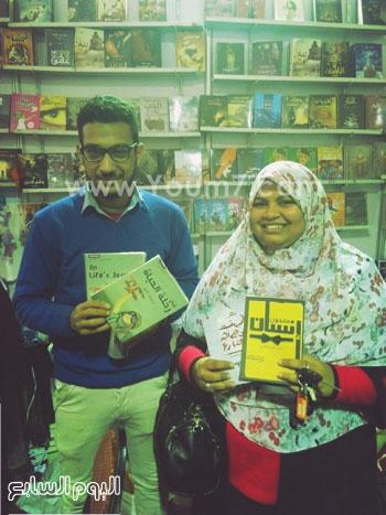 حفل توقيع للشاعر محمد حواس لديوانى معجون أسنان (6)