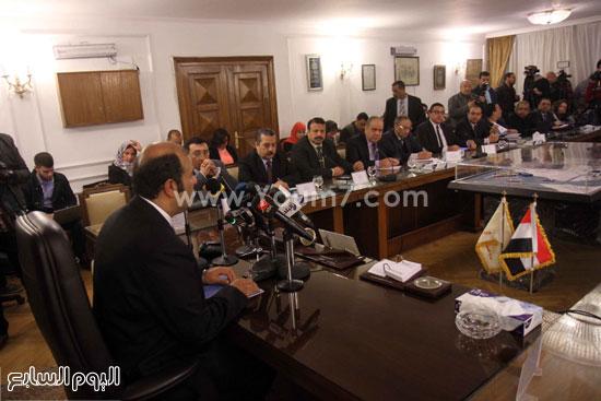 وزير التموين  التموين  خالد حنفى  اخبار مصر  البورصة السلعية احتكارات المنتجات (3)