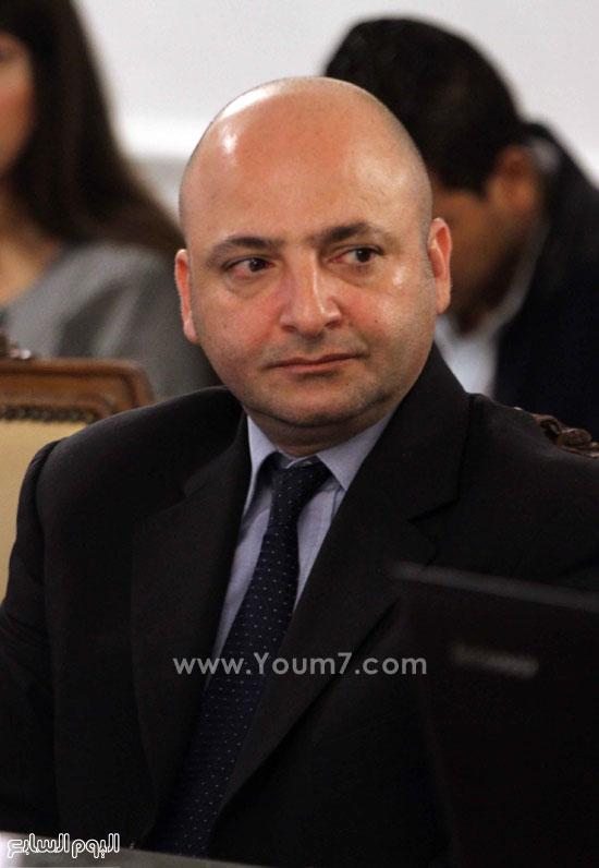 وزير التموين  التموين  خالد حنفى  اخبار مصر  البورصة السلعية احتكارات المنتجات (10)