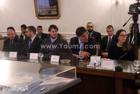 وزير التموين  التموين  خالد حنفى  اخبار مصر  البورصة السلعية احتكارات المنتجات (13)