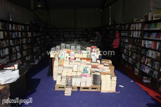 هيئة الكتاب الكتاب الاعلام المصرى ابلة فضيلة معرض الكتاب (7)