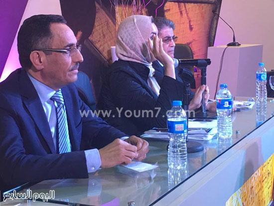 الوفاق الوطنى،معرض القاهرة الدولى للكتاب (4)
