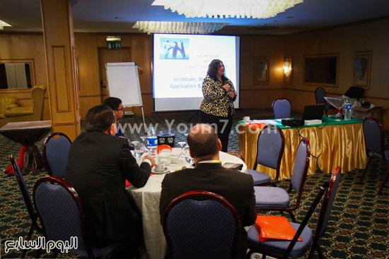 مؤتمر تطوير المجتمع والسياسات الصحية والقانونية والبنية التشريعية للتجاوب مع فيروس نقص المناعة الإيدز فى مصر (2)