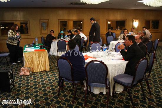مؤتمر تطوير المجتمع والسياسات الصحية والقانونية والبنية التشريعية للتجاوب مع فيروس نقص المناعة الإيدز فى مصر (3)