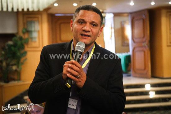 مؤتمر تطوير المجتمع والسياسات الصحية والقانونية والبنية التشريعية للتجاوب مع فيروس نقص المناعة الإيدز فى مصر (13)