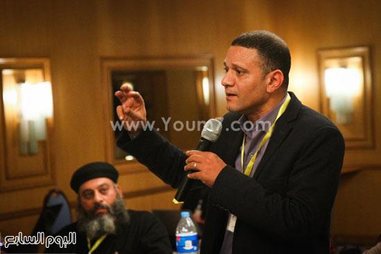 مؤتمر تطوير المجتمع والسياسات الصحية والقانونية والبنية التشريعية للتجاوب مع فيروس نقص المناعة الإيدز فى مصر (18)