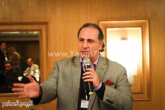 مؤتمر تطوير المجتمع والسياسات الصحية والقانونية والبنية التشريعية للتجاوب مع فيروس نقص المناعة الإيدز فى مصر (19)