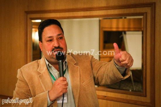 مؤتمر تطوير المجتمع والسياسات الصحية والقانونية والبنية التشريعية للتجاوب مع فيروس نقص المناعة الإيدز فى مصر (21)