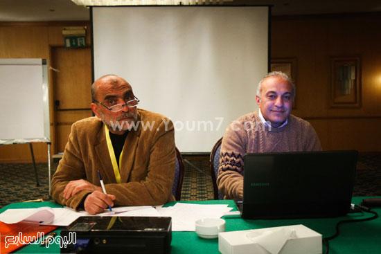 مؤتمر تطوير المجتمع والسياسات الصحية والقانونية والبنية التشريعية للتجاوب مع فيروس نقص المناعة الإيدز فى مصر (22)