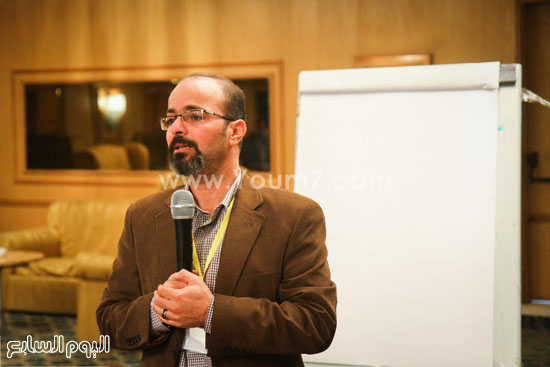 مؤتمر تطوير المجتمع والسياسات الصحية والقانونية والبنية التشريعية للتجاوب مع فيروس نقص المناعة الإيدز فى مصر (23)