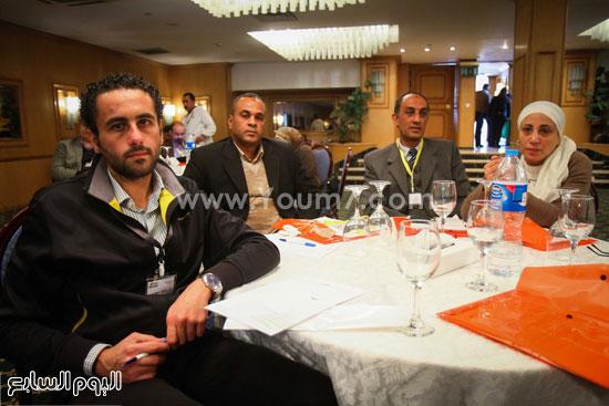 مؤتمر تطوير المجتمع والسياسات الصحية والقانونية والبنية التشريعية للتجاوب مع فيروس نقص المناعة الإيدز فى مصر (7)