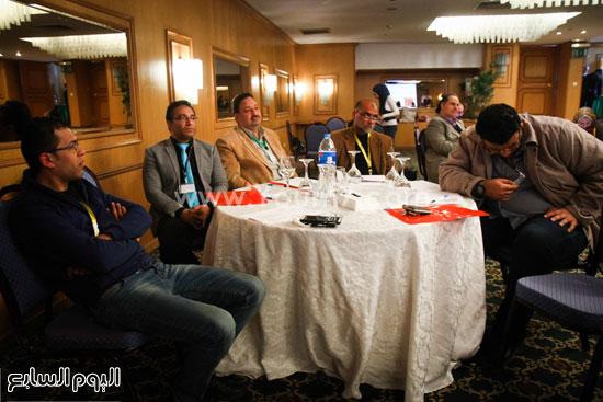 مؤتمر تطوير المجتمع والسياسات الصحية والقانونية والبنية التشريعية للتجاوب مع فيروس نقص المناعة الإيدز فى مصر (8)