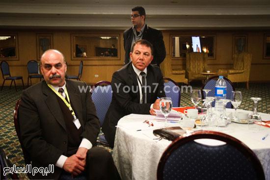 مؤتمر تطوير المجتمع والسياسات الصحية والقانونية والبنية التشريعية للتجاوب مع فيروس نقص المناعة الإيدز فى مصر (9)